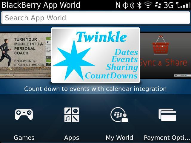TwinkleInAppWorld