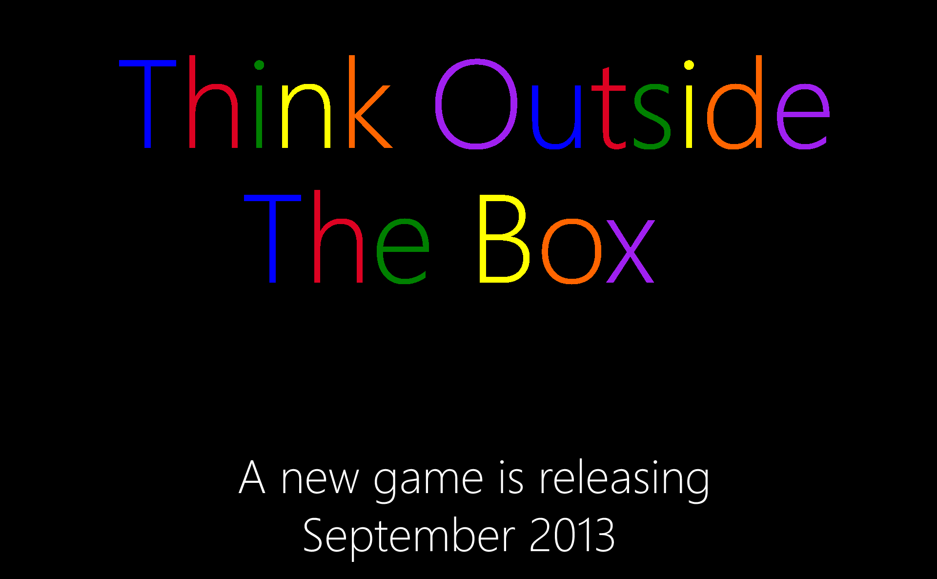 outsideTheBox